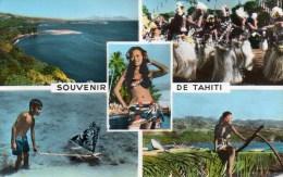SOUVENIR DE TAHITI   - Carte Multivues - Tahiti