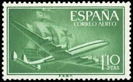 España 1173 ** Carabelas. 1955 - 1951-60 Nuevos & Fijasellos
