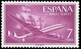España 1178 ** Carabelas. 1955 - 1951-60 Nuevos & Fijasellos