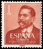 España 1351 ** V‡zquez De Mella. 1961 - 1931-Hoy: 2ª República - ... Juan Carlos I
