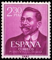 España 1352 ** V‡zquez De Mella. 1961 - 1931-Hoy: 2ª República - ... Juan Carlos I