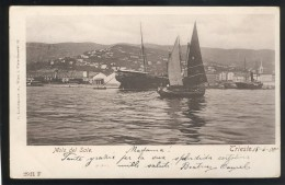 ITALY TRIESTE OLD POSTCRD #138 - Trieste