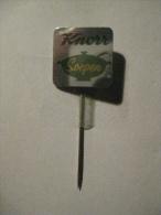Pin Knorr Soepen (GA5960) - Alimentation