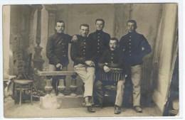 Belgische Militairen In Arlon Omstreeks 1907 - Photographie