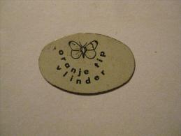 Pin Oranje Tip Vlinder (GA6007) - Dieren