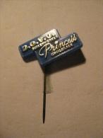 Pin D.O.V.O Suikerwerken Princess Chocolade (GA6025) - Levensmiddelen