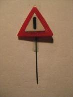 Pin Verkeersbord (GA6028) - Police