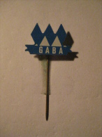 Pin Gaba (GA6051) - Marques