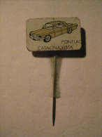 Pin Pontiac Catalina VIsta (GA6060) - Pins