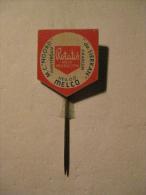 Pin Heiloo Melco (GA6063) - Levensmiddelen
