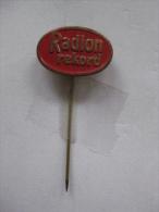 Pin Radion Rekord (GA6172) - Merken