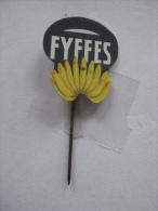 Pin Fyffes (GA6183) - Alimentation