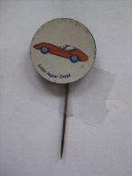 Pin Lister Jaguar Coupe (GA6184) - Jaguar