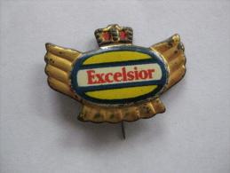Pin Excelsior (GA6187) - Motorfietsen