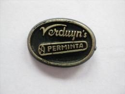 Pin Verduyn's Perminta (GA6208) - Alimentation