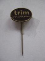 Pin Trim Chocolade Mints (GA6220) - Alimentation