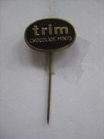 Pin Trim Chocolade Mints (GA6236) - Alimentation
