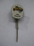 Pin Winton 1903 (GA6246) - Pins