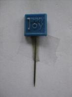 Pin Jimmy Joy (GA6260) - Muziek