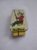 Pin Blue Band (GA6266) - Spelletjes