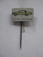 Pin Pontiac Parisienne (GA6274) - Pins