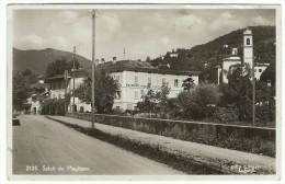 1938, Lugano,  Saluti Da Magliaso - Ristorante Pensione Elvezia. - Saluti Da.../ Gruss Aus...
