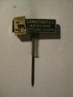 Pin Langenberg's Katjes Drop (GA6332) - Levensmiddelen