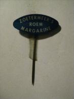 Pin Zoetermeer's Roem Margarine (GA6357) - Levensmiddelen