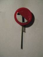 Pin Verkeersbord (GA6404) - Police