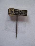 Pin Langenberg's Katjes Drop (GA6438) - Levensmiddelen