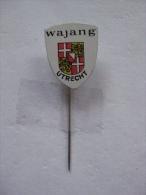 Pin Wajang Utrecht (GA6439) - Steden