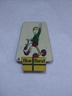 Pin Blue Band (GA6468) - Spelletjes