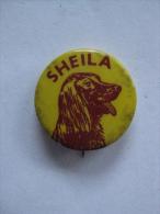 Pin Sheila (GA6483) - Animaux