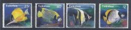 140017236  TOKELAU   YVERT  Nº  213/6  **MNH - Tokelau