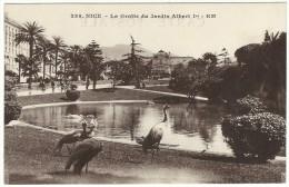 Nice - La Grotte Du Jiardin Albert  I-er - RM - Parchi E Giardini
