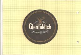 SOUS-BOCKS  GLENFIDICH ( Recto & Verso Identique ) - Sous-bocks