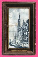 Basse-Wavre - Le Séminaire - Sous Forme De Tableau - CHARLIER-NISET - 1907 - Relief - Wavre