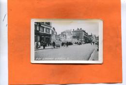 ORLEANS  WW 2  GUERRE  1939/ 1945  RUE  JEANNE D ARC   PHOTO FORMAT 12X8 CM - Lieux