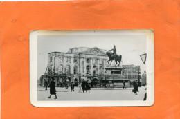 ORLEANS  WW 2  GUERRE  1939/ 1945   PLACE DU GOUVERNEMENT     PHOTO FORMAT 12X8 CM - Lieux