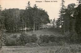 29-bretagne- Chateau Du Guilly(moelan Sur Mer) - Moëlan-sur-Mer