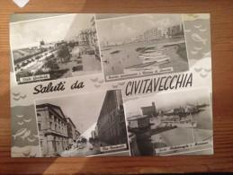 CARTOLINA DI   CIVITAVECCHIA - Civitavecchia