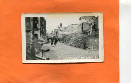 ORLEANS  WW 2  GUERRE  1939/ 1945   RUE DU TABOURG     PHOTO FORMAT 12X8 CM - Lieux