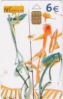 SPAIN - Don Quixote(puzzle 1/2), 06/05, Used - Puzzles