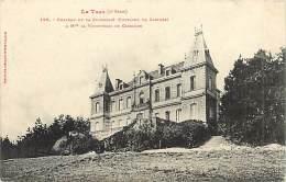 Depts Div.- Tarn - Y445 - Chateau De La Poussarie (environs De Castres ) A Mme La Vicomtesse De Cassagne - - France