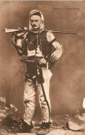 ALBANIA - MALISSORE, POSTA MILITARE ALBANIA N.1 - STR8 - Albania