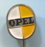 OPEL -  Car, Auto, Vintage Pin, Badge - Opel