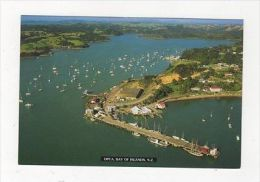 Opua Bay Of Islands New Zealand Postcard 437a - Postcards