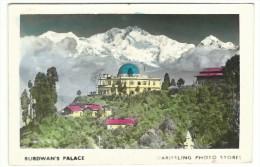 India, Jalpaiguri - Belgala Occidentale - Burdwan´s Palace - Darjeeling Photo Store. - India