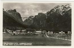 Dobbiaco - Toblac (Bozen) Viaggiata Nel Agosto Del 1934 - Otras Ciudades