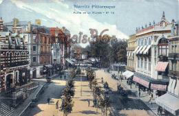 (64) Biarritz - Place De La Mairie - Trés Bon état - 2 SCANS - Biarritz